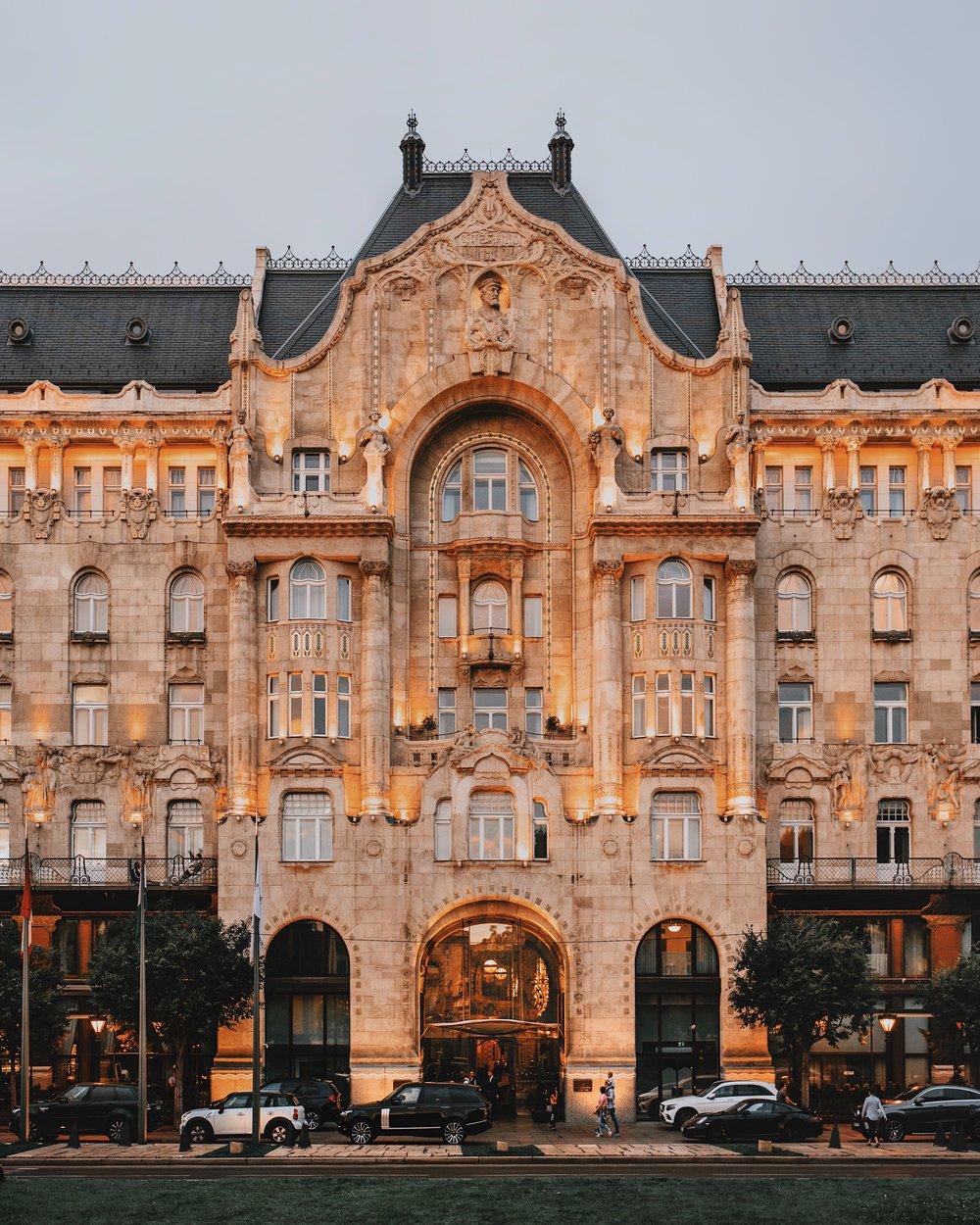 Four Seasons Hotel Budapest