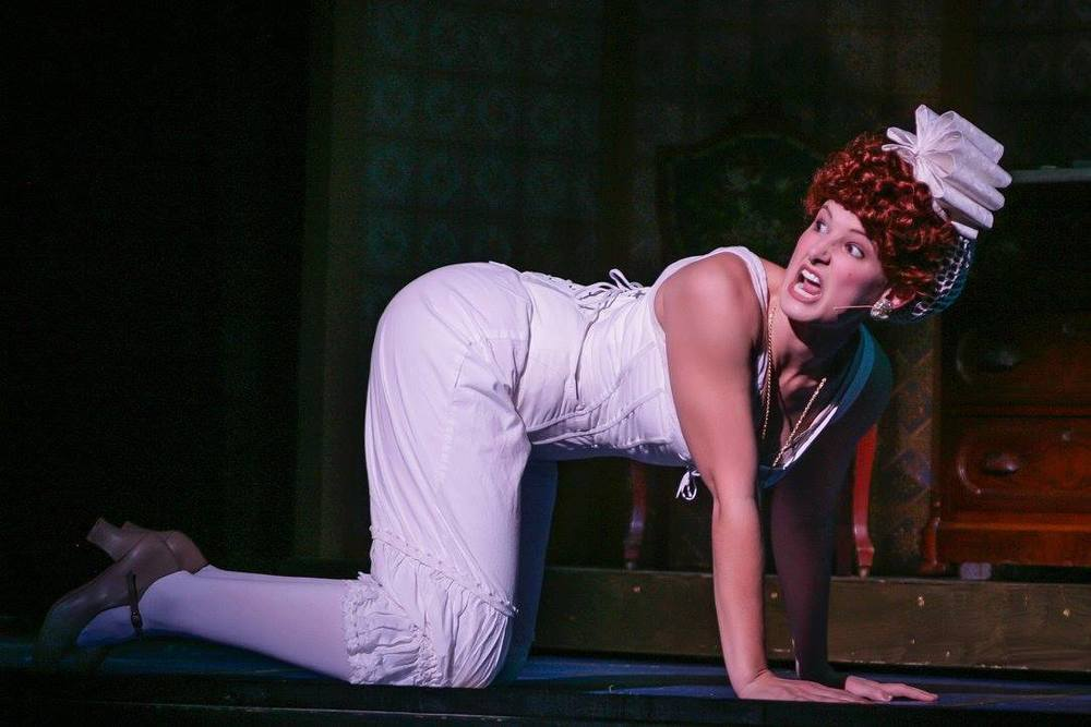 "Anna in ""The King and I"""