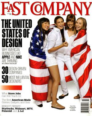 Fast Company – Oct. 2011
