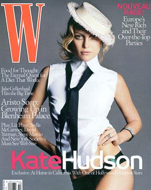 W Magazine – Oct. 2005