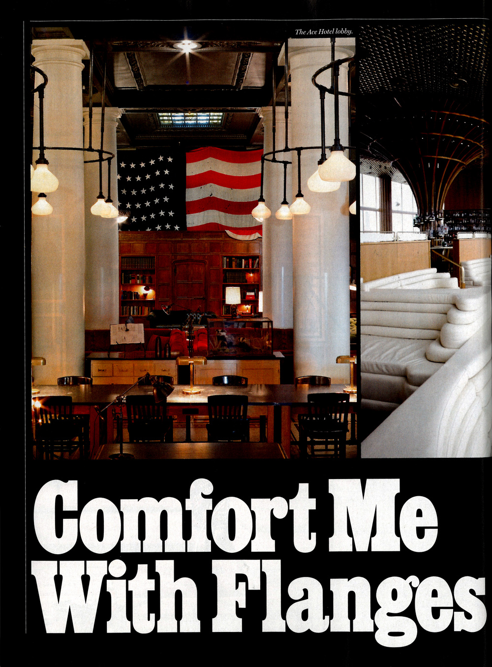 NY Magazine 2010.10_'Comfort Me with Flanges'_R&S Profile_p1 hi res.jpg