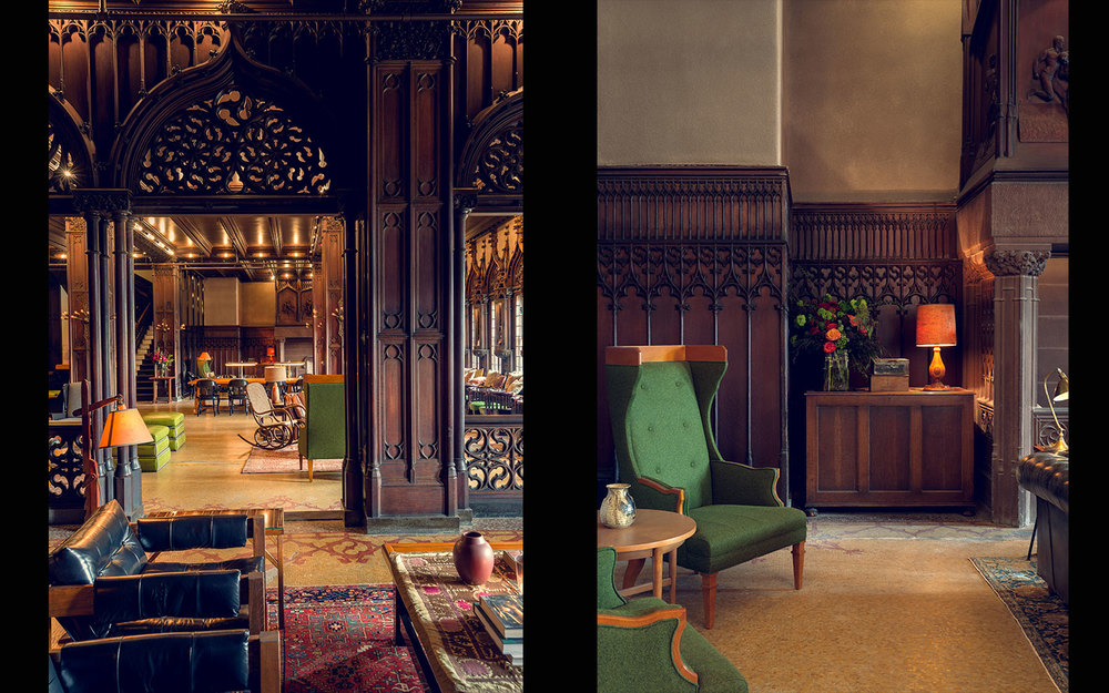 chicago athletic association chicago roman and williams