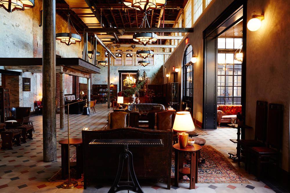 Hotel Emma San Antonio Roman and Williams