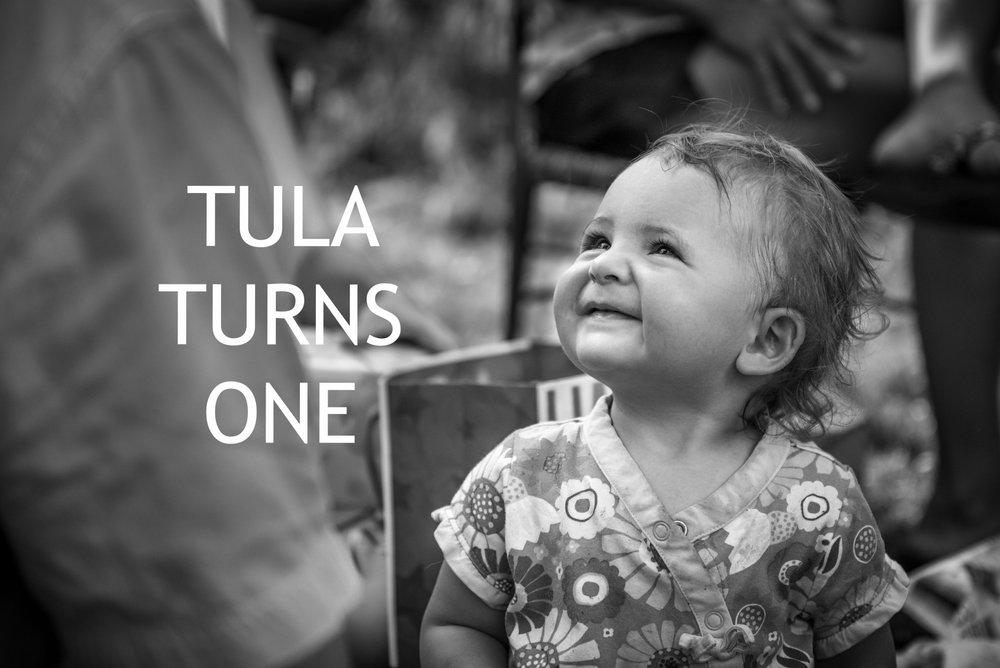 Tula Turns One