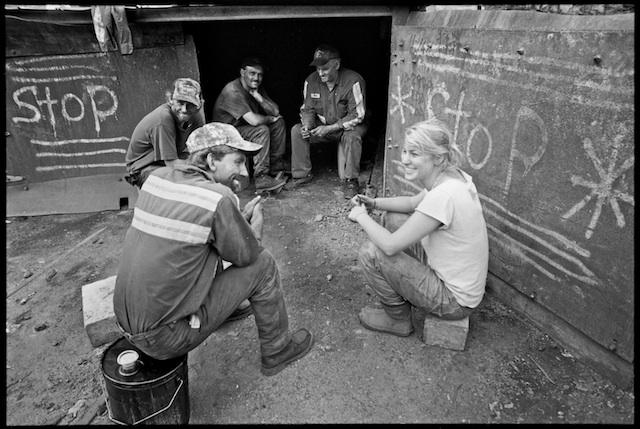 2005 - documentary trip in west virginia