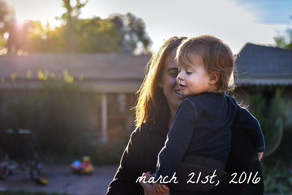 Gratitude Blog - March 21st, 2016