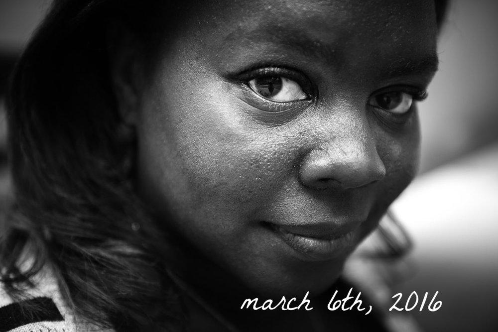 Gratitude Blog - March 6th, 2016