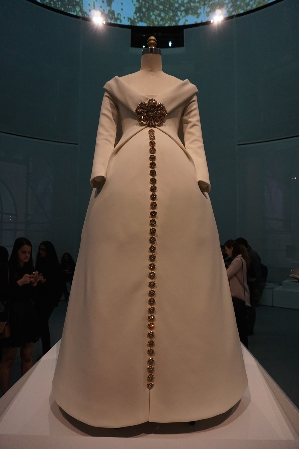 House of Chanel. Wedding Ensemble (Autumn/Winter 2014-15, haute couture)