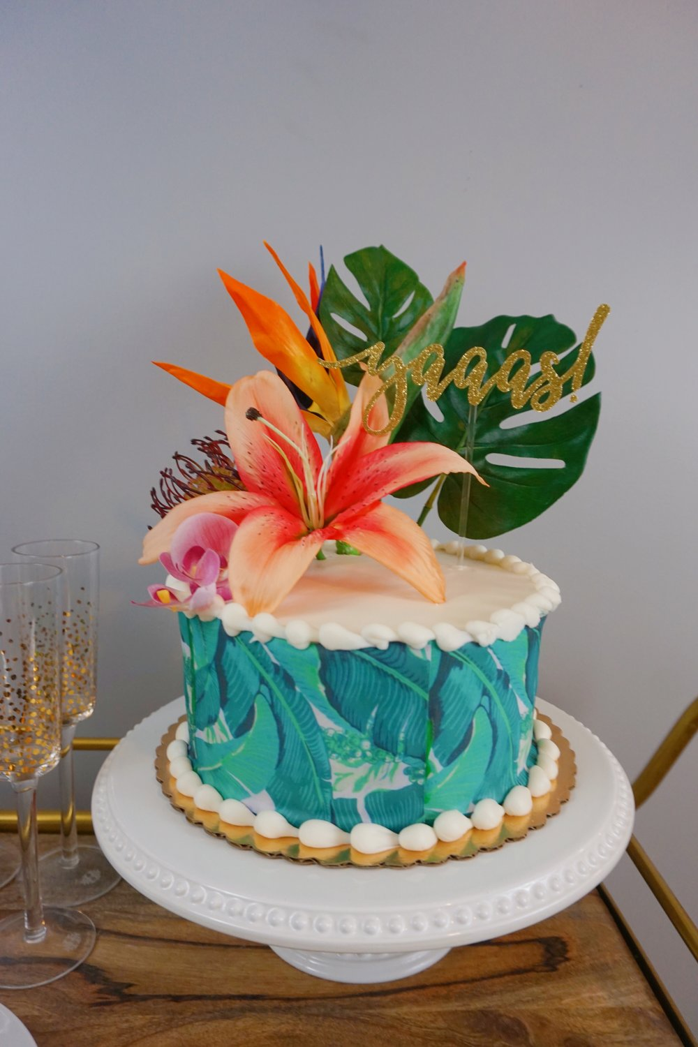 Jone Manns Wallpaper Cakes Ive Admired These Beauties Ever Since She First Published Them And Vowed That I Would Have One For Myself Turning 30