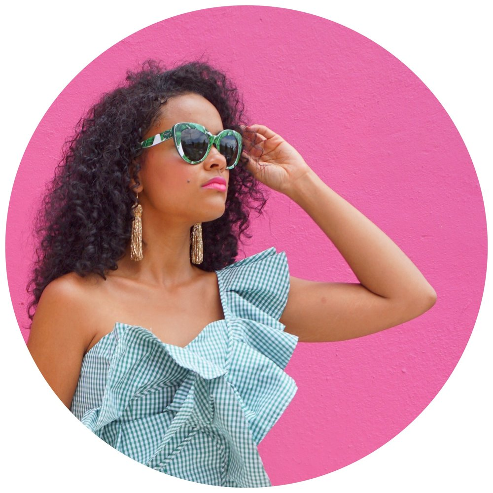 GET TO KNOW ME - Thanks for stopping by! I'm Krystle DeSantos; decorator, style enthusiast, vintage lover and creative blogger behind my site.  This is where I document my journey of pursuing my creative endeavors while making this site a decor, style, vintage and DIY resource for you. Read More...