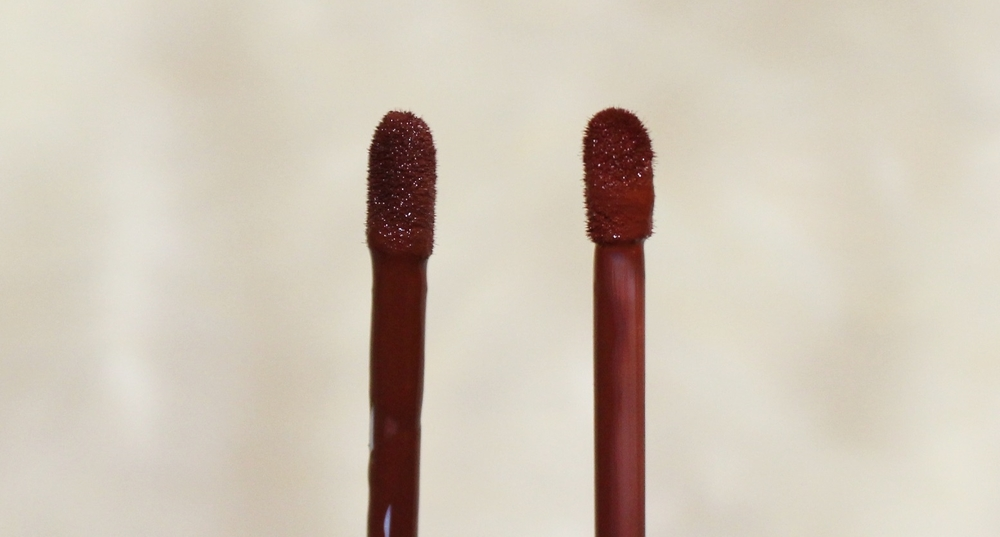 Colourpop's Limbo on the Left and Kaepop's Kae on the right