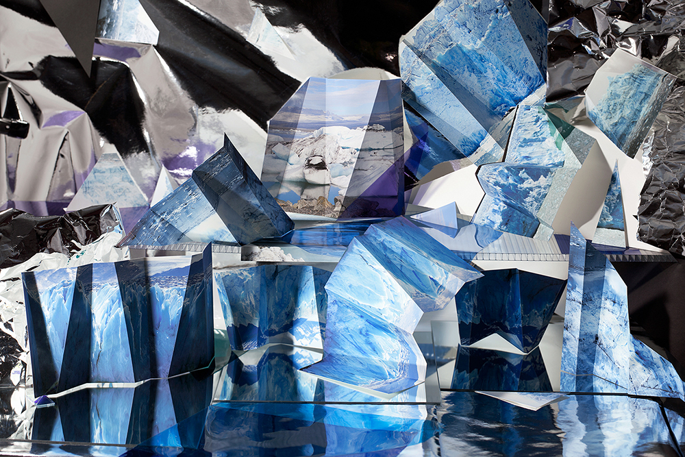 """Glaciers"" by Anastasia Samoylova"