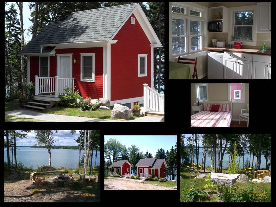 Cottages at Golden Apple Art Residency