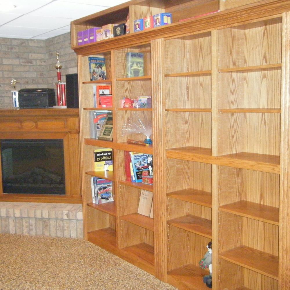 Test Page — Schutte Woodworking, LLC.