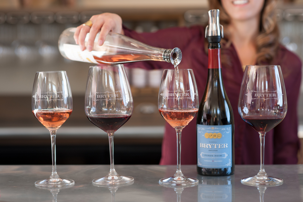 Serving up the Best wines in Napa Valley