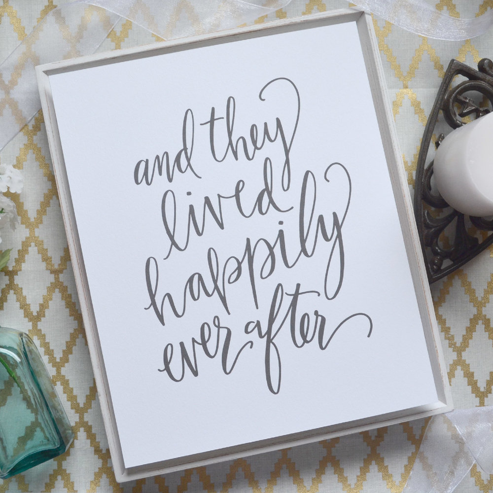 """SHOP  Visit my Etsy shop for inspiring handlettered goods.All prints are professionally printed and ready to frame. Prints range from 5""""x7""""8""""x10"""" 11""""x14"""" or 12""""x12"""""""