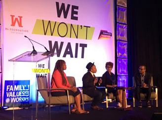 hacer clic para información sobre We Won't Wait cumbre de 2016