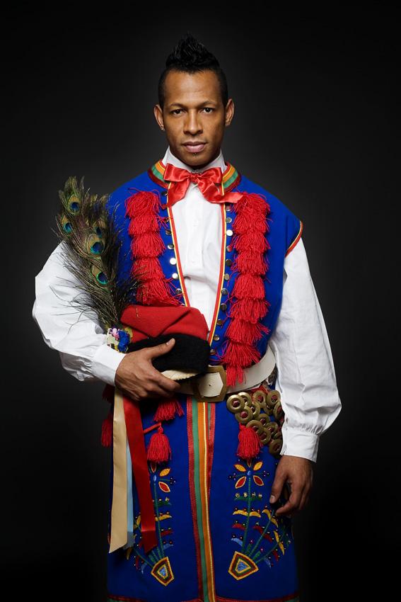 Jose Puerto Rico | Kraków costume