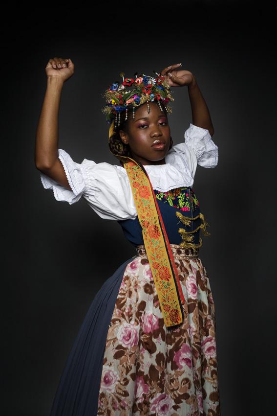 Verneille Trinidad | Silesia costume
