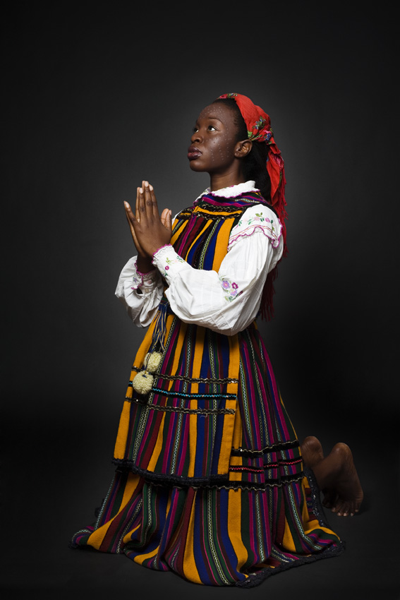 Folake Nigeria | Opoczno costume