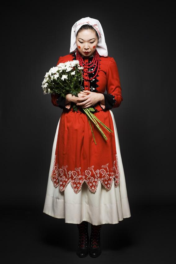 Umi Korea | Kraków Wschód costume