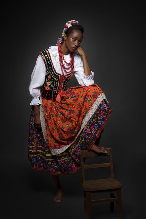 Peju Chad | Kraków costume