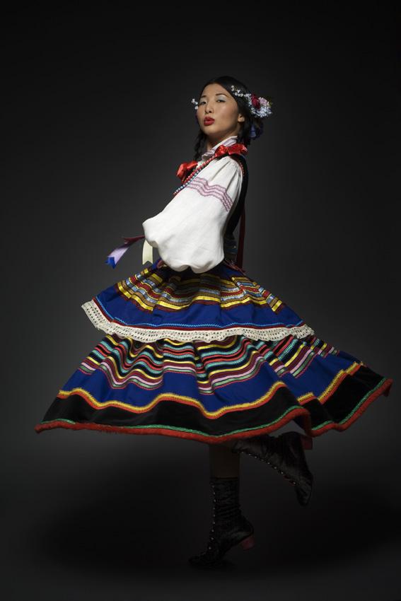 Natsuko Japan | Lublin costume