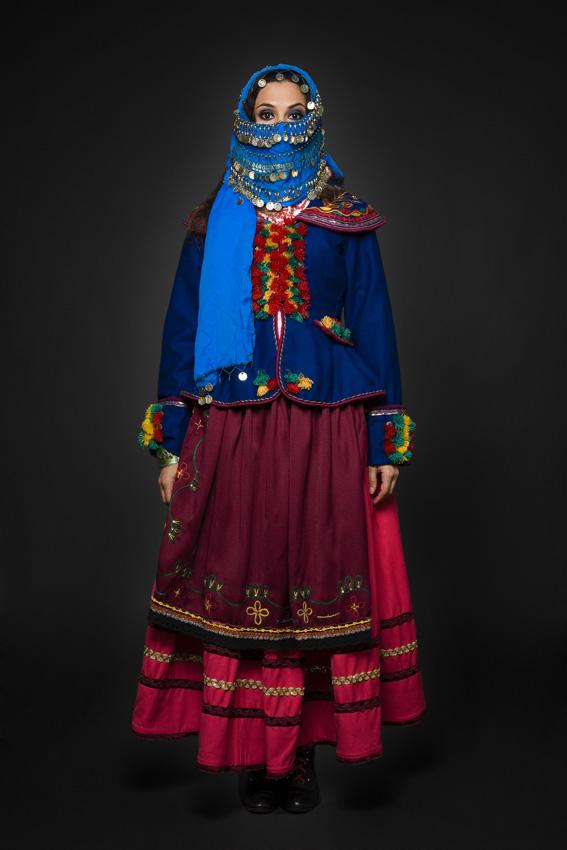 Maya Algeria | Nowy Sącz costume