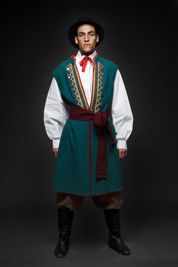 Jonathan Mexico | Kaszuby costume
