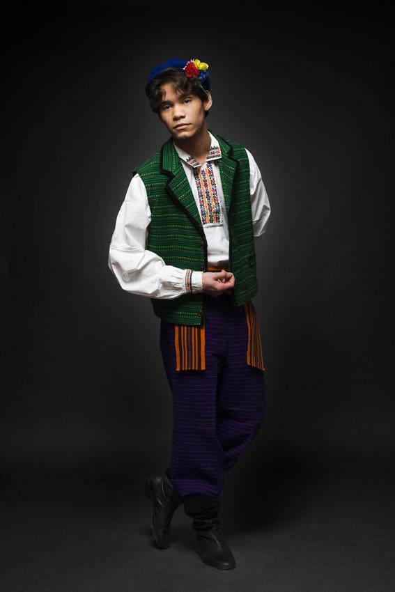 Chris St.Lucia | Opoczno costume