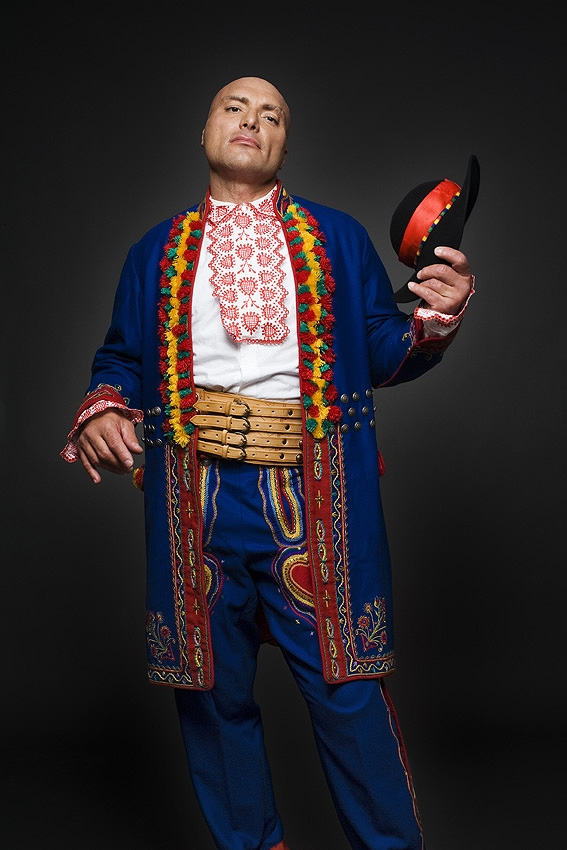 Leandro Calabria Italia | Nowy Sącz costume