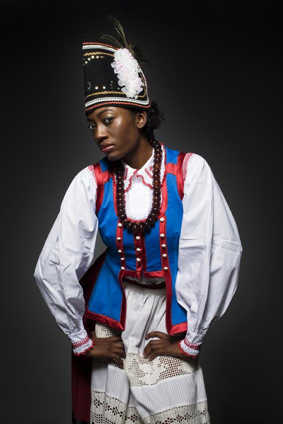 Rana Detroit USA | Kurpie costume