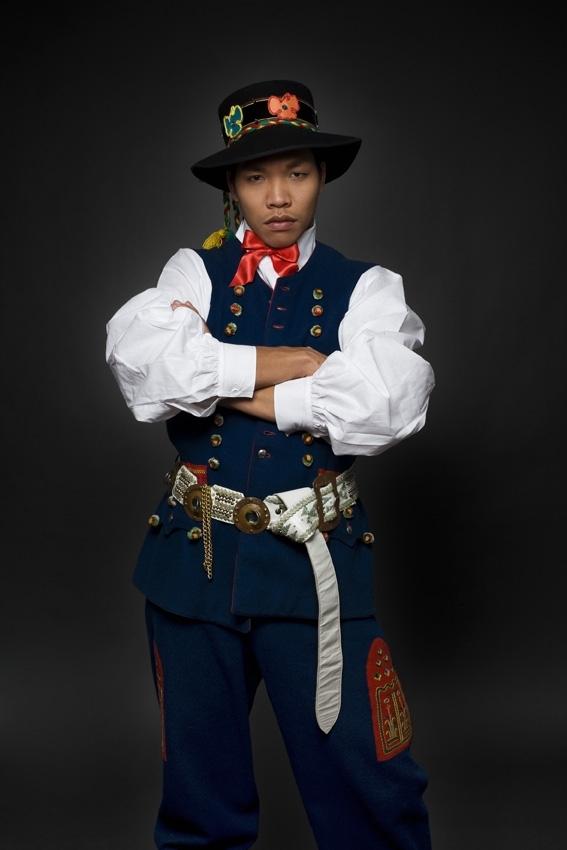 Christian Thailand |   Rzeszów costume