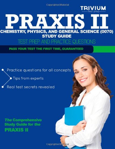 Praxis general science essays