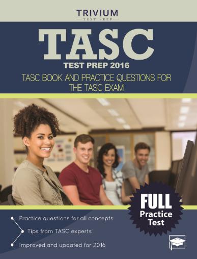 TASC Test Prep 2016