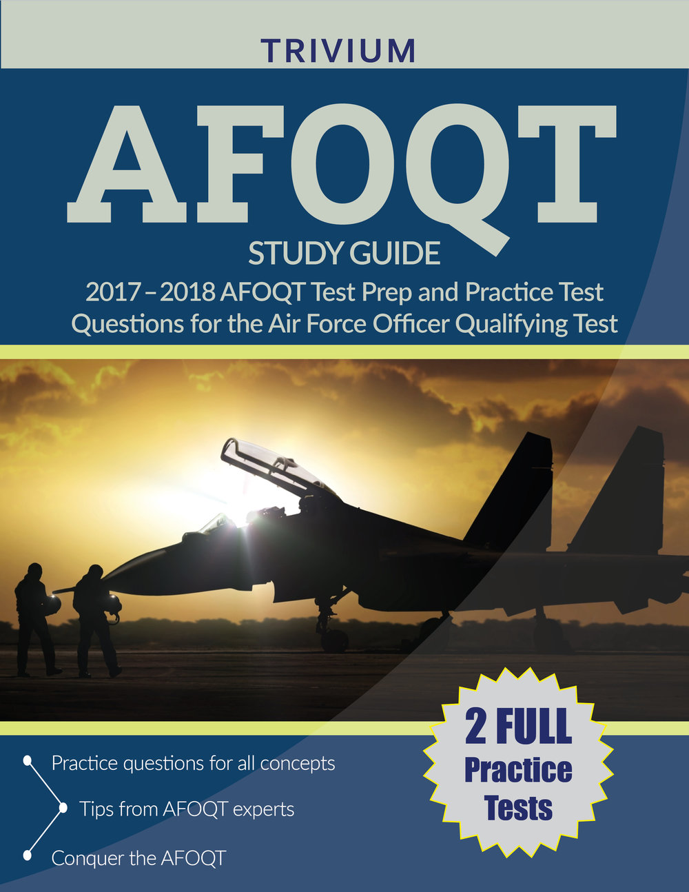 AFOQT Study Guide Test Prep and Practice Test Questions