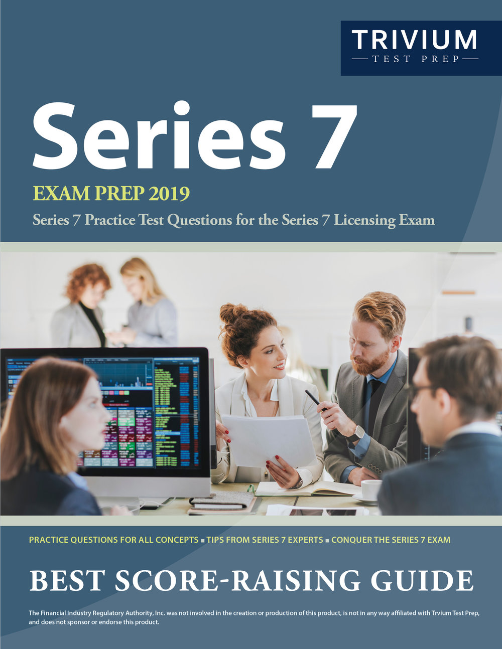 Series 7 Exam Prep Practice Test Questions Licensing Exam