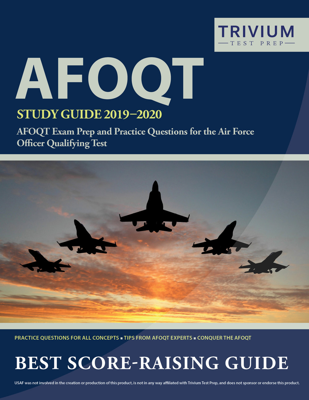AFOQT Study Guide with Practice Test Questions