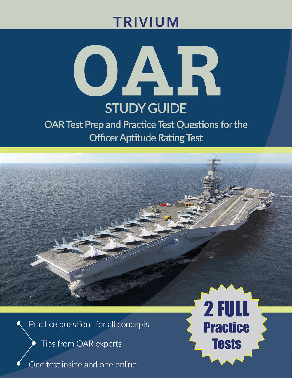 OAR Study Guide Test Prep and Practice Test Questions