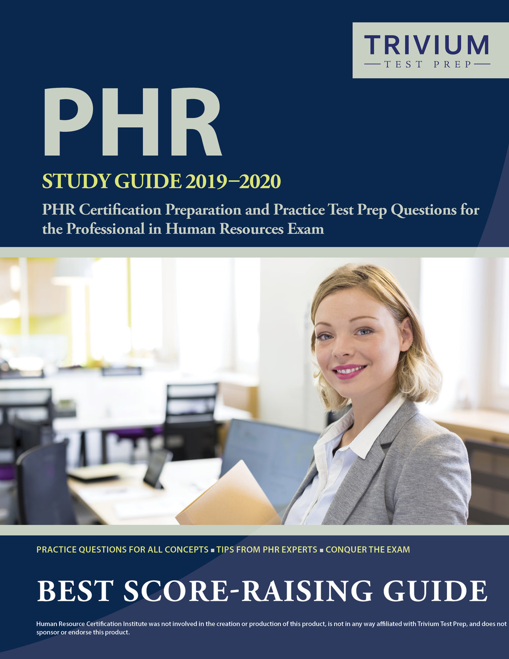 Phr Study Guide 2019 2020 Trivium Test Prep Test Prep