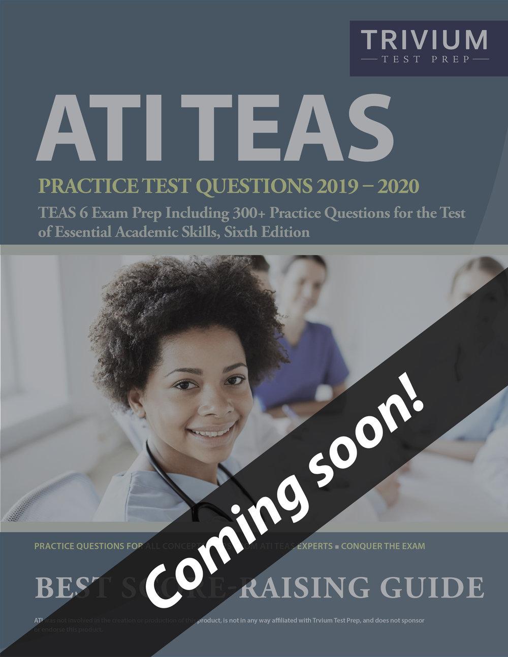 ATI TEAS 6 Study Guide