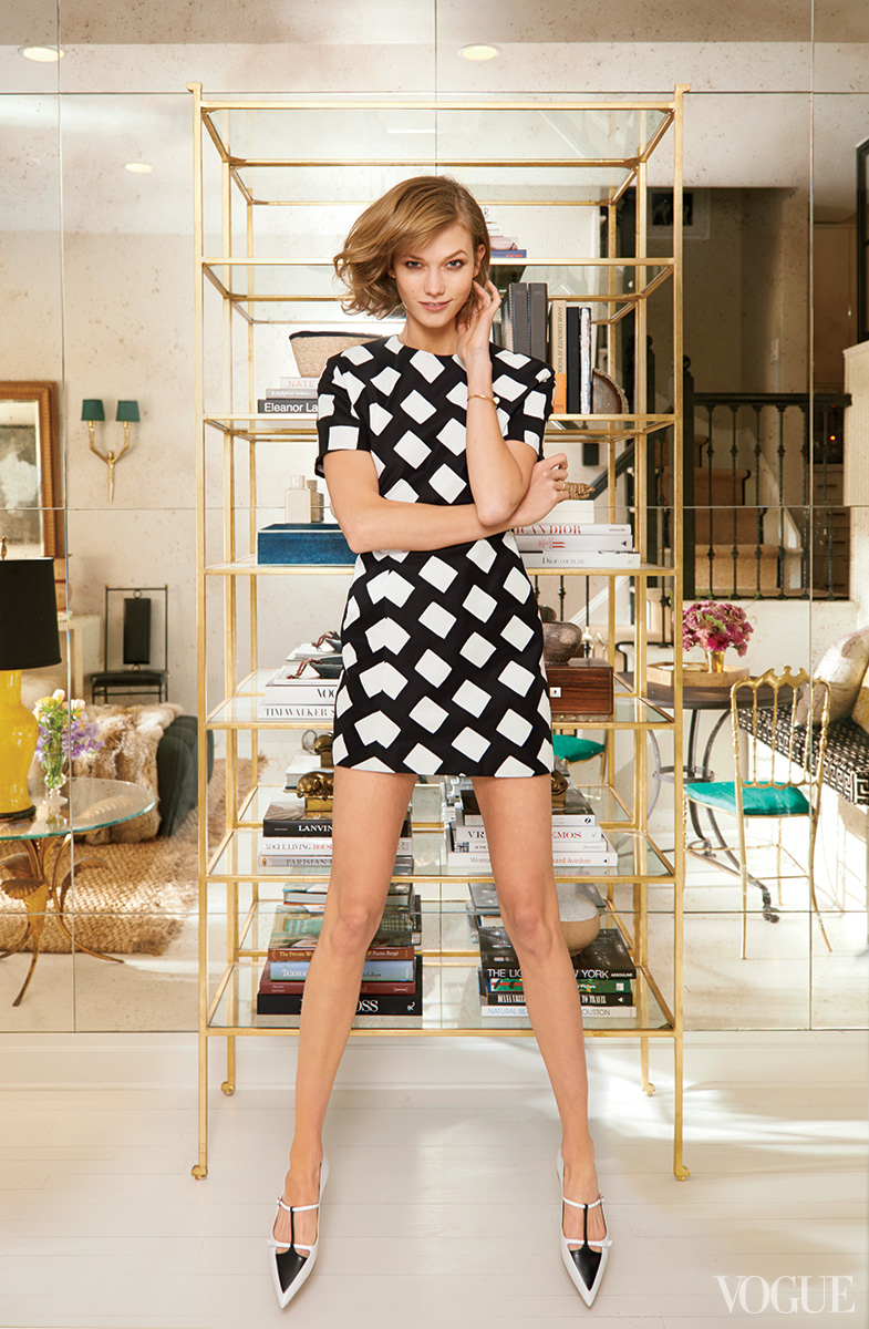 Karlie Kloss for Vogue by Jason Schmidt