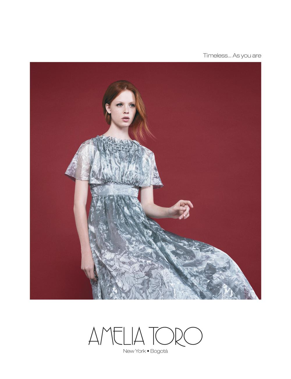 Amelia Toro by Arno Frugier