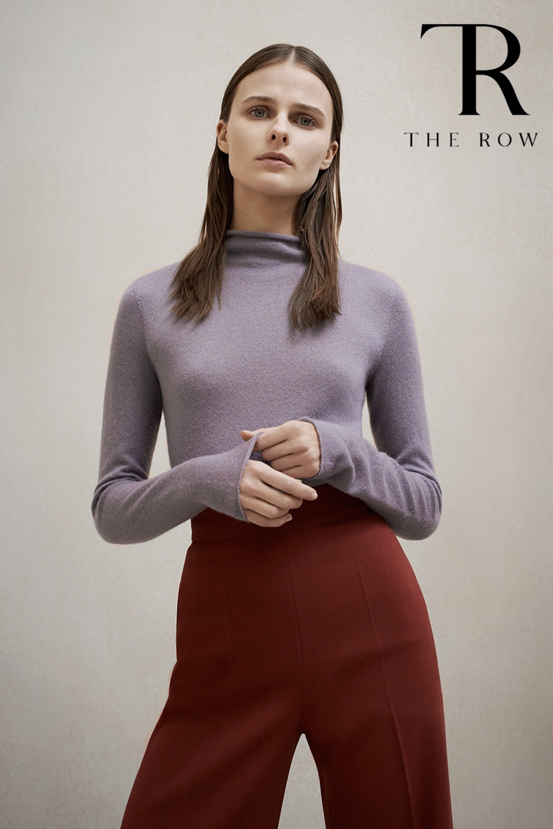 The Row by Arno Frugier