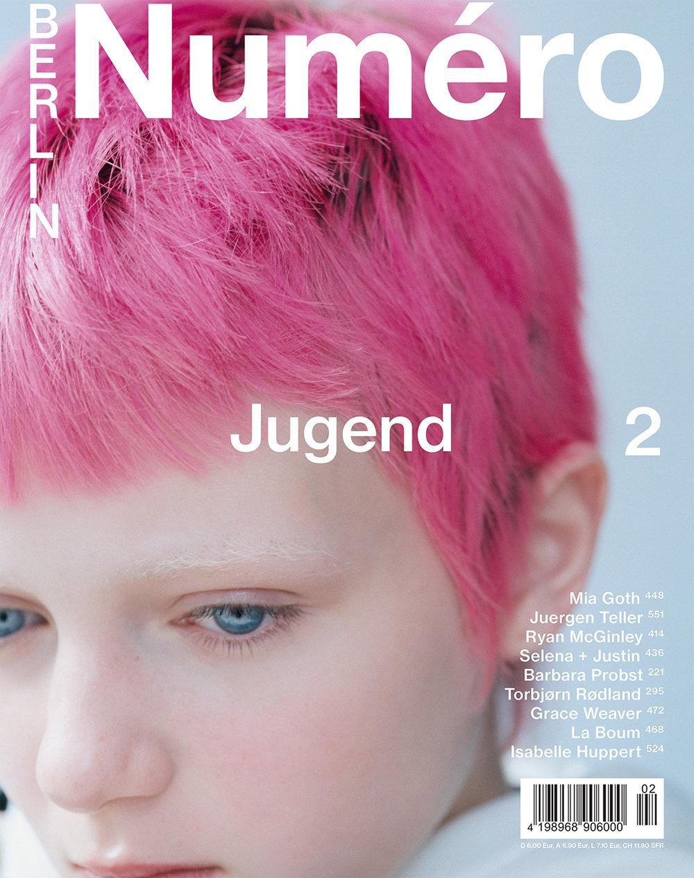 Numero Berlin by Hart+Leshkina