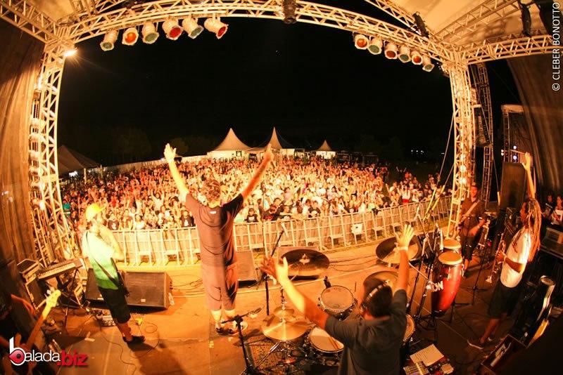 Rock City Festival com O Mundo Analógico, 2013