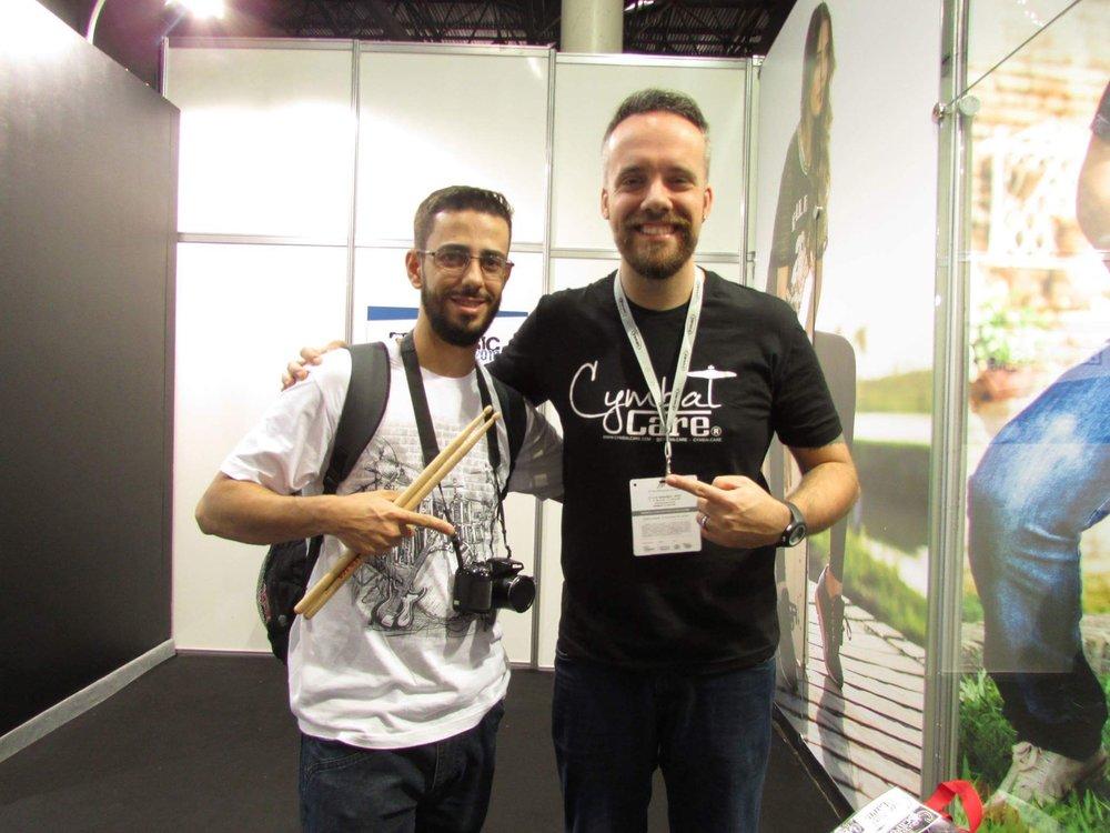 amigo Leonardo Rubis de Ribeirão Preto, SP