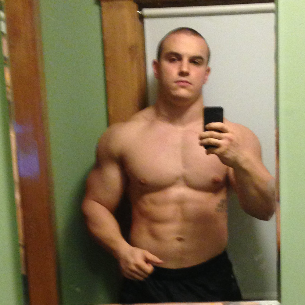 Born to be a bodybuilder?