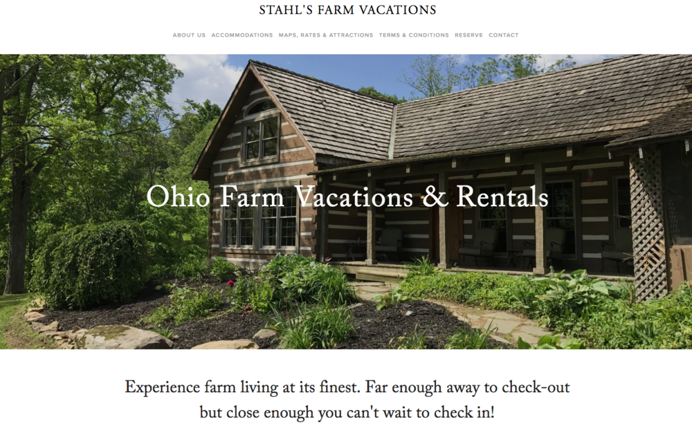 Stahl's Farm Vacations