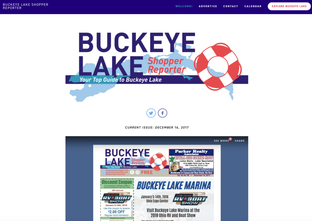 Buckeye Lake Shopper Reporter